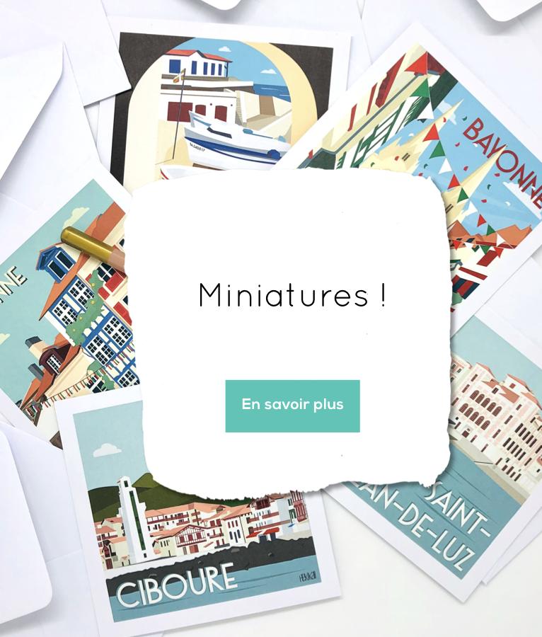 En savoir plus sur les affiches miniatures
